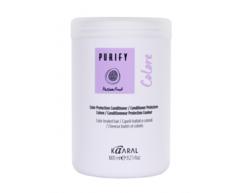 Кондиционер для окрашенных волос на основе экстракта и масла маракуйи Colore Conditioner PURIFY Kaaral