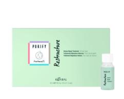 Интенсивный восстанавливающий комплекс с провитамином В5 для всех типов волос RESTRUCTURE PURIFY Kaaral