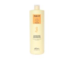 Безсульфатный восстанавливающий шампунь для поврежденных волос с пчелиным маточным молочком Reale Shampoo PURIFY Kaaral