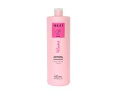 Шампунь для объема тонких волос с экстрактом бамбука и женьшеня Volume Shampoo PURIFY Kaaral