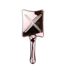 Компактная расческа для сушки феном ikoo paddle X pops metallic