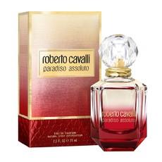 Парфюмерная вода для женщин Roberto Cavalli Paradiso Assoluto Eau De Parfum Natural Spray