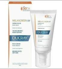 Насыщенный крем Ducray Melascreen UV Rich Cream SPF 50+