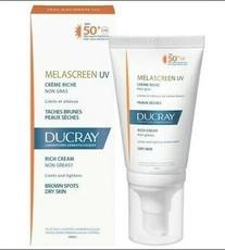 Насыщенный крем Ducray Melascreen UV Rich Cream SPF 50+