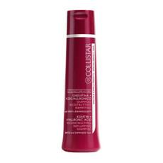 Восстанавливающий шампунь для истощенных и поврежденных волос с кератином и гиалуроновой кислотой Speciale Capelli Perfetti/ Attivi Puri/ Reconstructing Replumping Shampoo Collistar