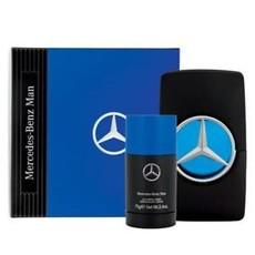 Парфюмерно-косметический набор (Туалетная вода мужская Mercedes-Benz Man, 50 мл + Дезодорант-стик Mercedes-Benz Man, 75 г)