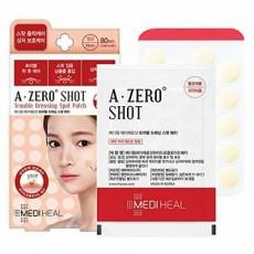 Набор патчей для проблемной кожи (от прыщей вскрывшихся)Mediheal A-zero Shot Trouble Dressing Spot Patch