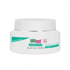 Крем для лица SEBAMED EXTREME DRY SKIN elief face cream 5 % urea