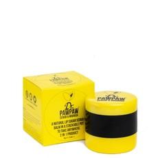 Натуральный сахарный скраб для губ Dr. PAWPAW Lip Sugar Scrab и оригинальный бальзам Dr. PAWPAW Original Balm