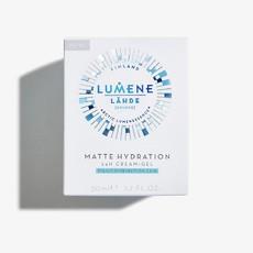 Матирующий и увлажняющий крем- гель 24 часа, LÄHDE Matt Hydration 24H Cream-Gel LUMENE