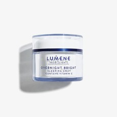 Восстанавливающий крем-сон с витамином С Lumene Valo Overnight Bright Sleeping Cream, Vitamin C  LUMENE