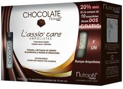Сыворотка «L'ASSIO CARE CHOCOLATE» для прямых и выпрямленных волос