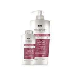 Восстанавливающий шампунь для окрашенных волос Top Care Repair Chroma Care Lisap