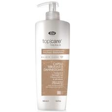 Шампунь для сияния и блеска волос Lisap Top care repair Elixir Lisap