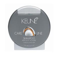 Шампунь абсолютный объём Care Line «Keune»