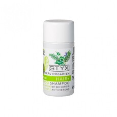 Шампунь для роста волос БИО-КОФЕИН Krautergarten Shampoo Bio-Coffein STYX Naturcosmetic