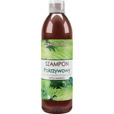Шампунь для жирных волос с экстрактом крапивы Barwa Ziolowa
