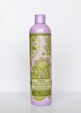Шампунь для сильно повреждённых волос Питание и восстановление Oriental touch Liv Delano
