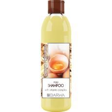 Шампунь Яичный укрепляющий с комплексом витаминов Barwa Naturalna