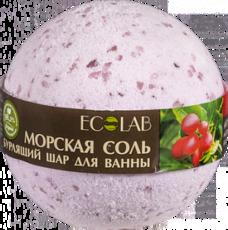 Бурлящий шар для ванны Ягоды Асаи и Годжи «ECOLAB»