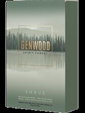 Набор GENWOOD shave (шампунь, гель-масло, лосьон) ESTEL