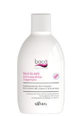 Средство для придания волосам шелкового блеска (с гидролизованным шелком) Silk Glaze Ultimate Shine Treatment BACO Kaaral