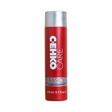 Серебристый шампунь для волос C:EHKO СARE BASICS