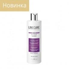 Шампунь для седых и светлых волос Silver (vegan) LINECURE Hipertin