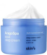 Питательный крем для лица с гиалуроновой кислотой SKIN79 Aragospa Aqua Deep Cream