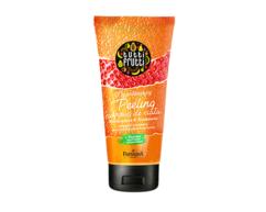 Увлажняющий сахарный скраб для тела Tutti Frutti Апельсин и Клубника Farmona