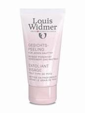 Скраб для лица / мягкий, увлажняющий Louis Widmer