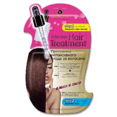 Программа интенсивного ухода за волосами «БЛЕСК И СИЛА» Skinlite