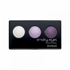 Тени для век «SMOKY EYES» Divage