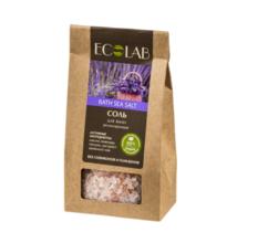 Соль для ванны релаксирующая «ECOLAB»