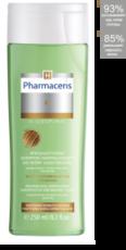 Специальный нормализующий шампунь для себорейной кожи, жирных волос H-Sebopurin H Pharmaceris