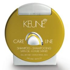 Шампунь шелковый уход Care Line «Keune»