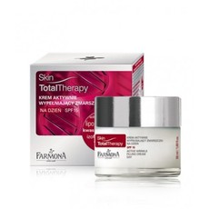 ВЫВОД Крем дневной, активно заполняющий морщины SPF15 Skin Total Therapy 45+