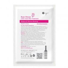 Стимулирующая маска для окрашенных волос O'right «Роза» Rose Vibrant, 70 мл