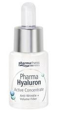 Сыворотка Активный Гиалурон концентрат против морщин + Упругость Pharma Hyaluron