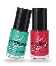 Лак для ногтей PODIUM Gel Effect Belor Design