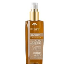 Увлажняющее масло для сияния и блеска волос Lisap Top care repair Elixir Care Lisap