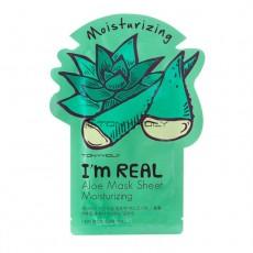 Тканевая маска для лица с экстрактом алоэ TonyMoly I'm Aloe Mask Sheet (3шт)