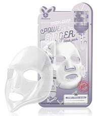 Молочная тканевая маска ELIZAVECCA Milk Deep Power Ring Mask Pack