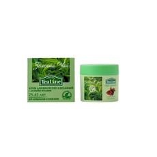"""Крем дневной питательный """"Зеленый чай с лесными ягодами"""" Tea Line"""