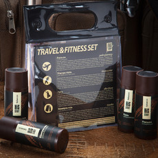Набор Travel & Fitness Set His Story Premium
