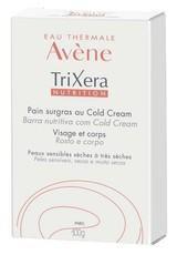 Мыло Avene TriXera Nutrition