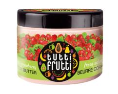 Масло для тела Tutti Frutti Земляника Farmona