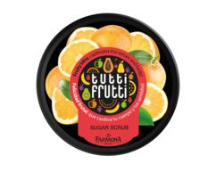 Сахарный скраб для тела Tutti Frutti Грейпфрут Farmona