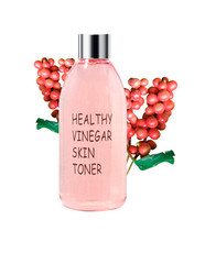 Тонер для лица ЛИМОННИК Healthy vinegar skin toner (Omija) REAL SKIN