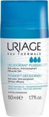 Дезодорант шариковый DEODORANT PUISSANCE 3 тройного действия, 50 мл Uriage